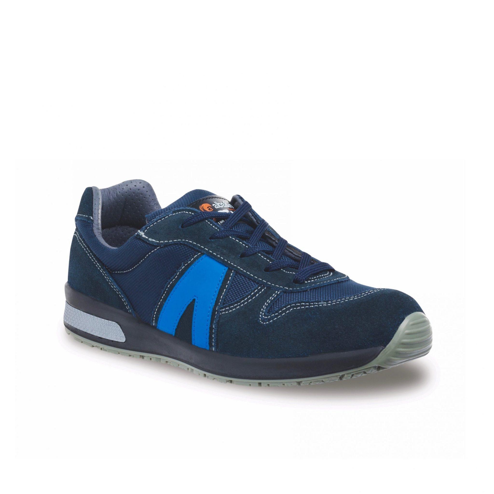 nuovi stili qualità incredibile servizio eccellente Scarpa antinfortunistica Alba&n Joggers J11 S1P bassa blu